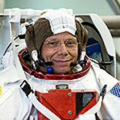Fuglesang is ready for spacewalk training