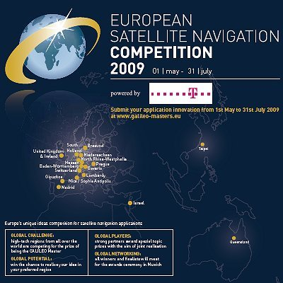 European Satellite Navigation Competition 2009