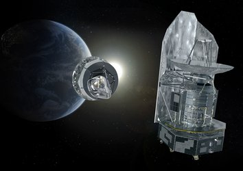 Herschel and Planck cruise to L2