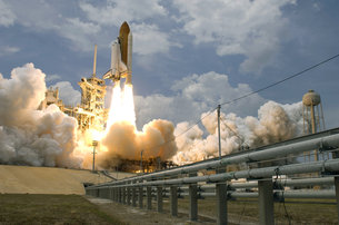 space shuttle atlantis hubble - photo #37