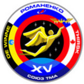 Soyuz TMA-15 crew patch