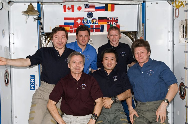Expedition 20 - the first crew of six on the International Space Station