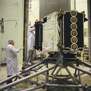 SMOS being prepared for testing