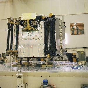 SMOS in ESA's test facilities