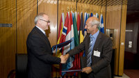 ESA and EUMETSAT sign GMES Framework Agreement