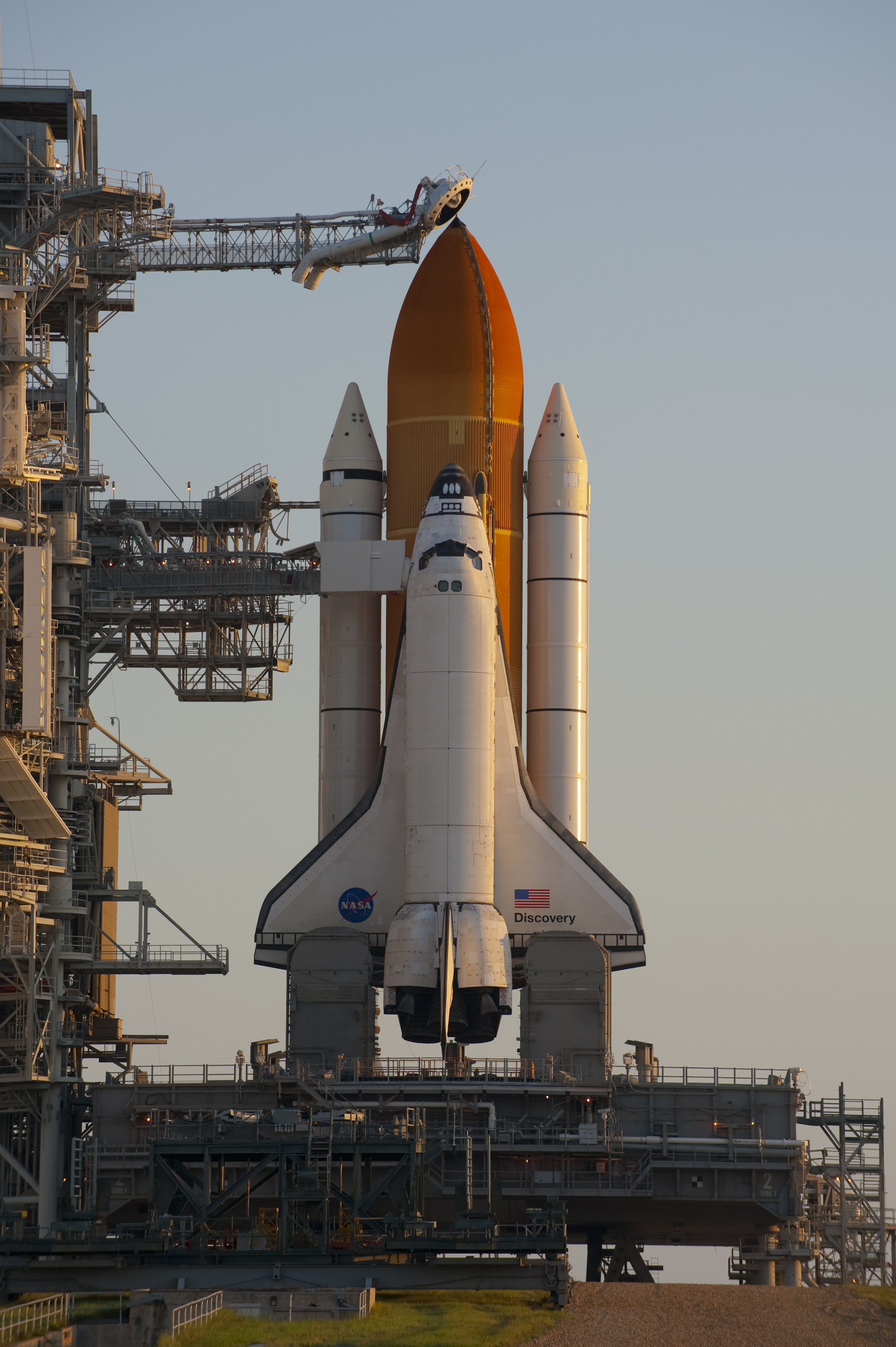 1st enterprise space shuttle launch - photo #15