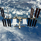 International Space Station on 28 July 2009