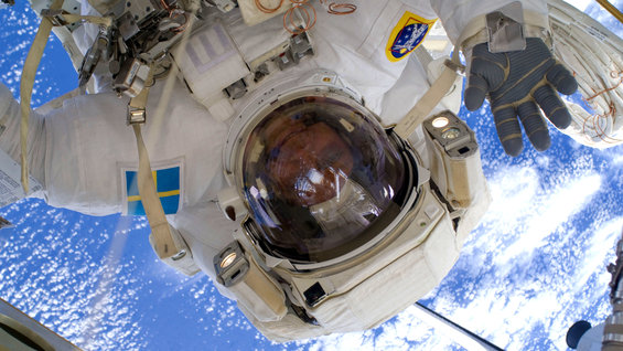 50 years of spacewalks