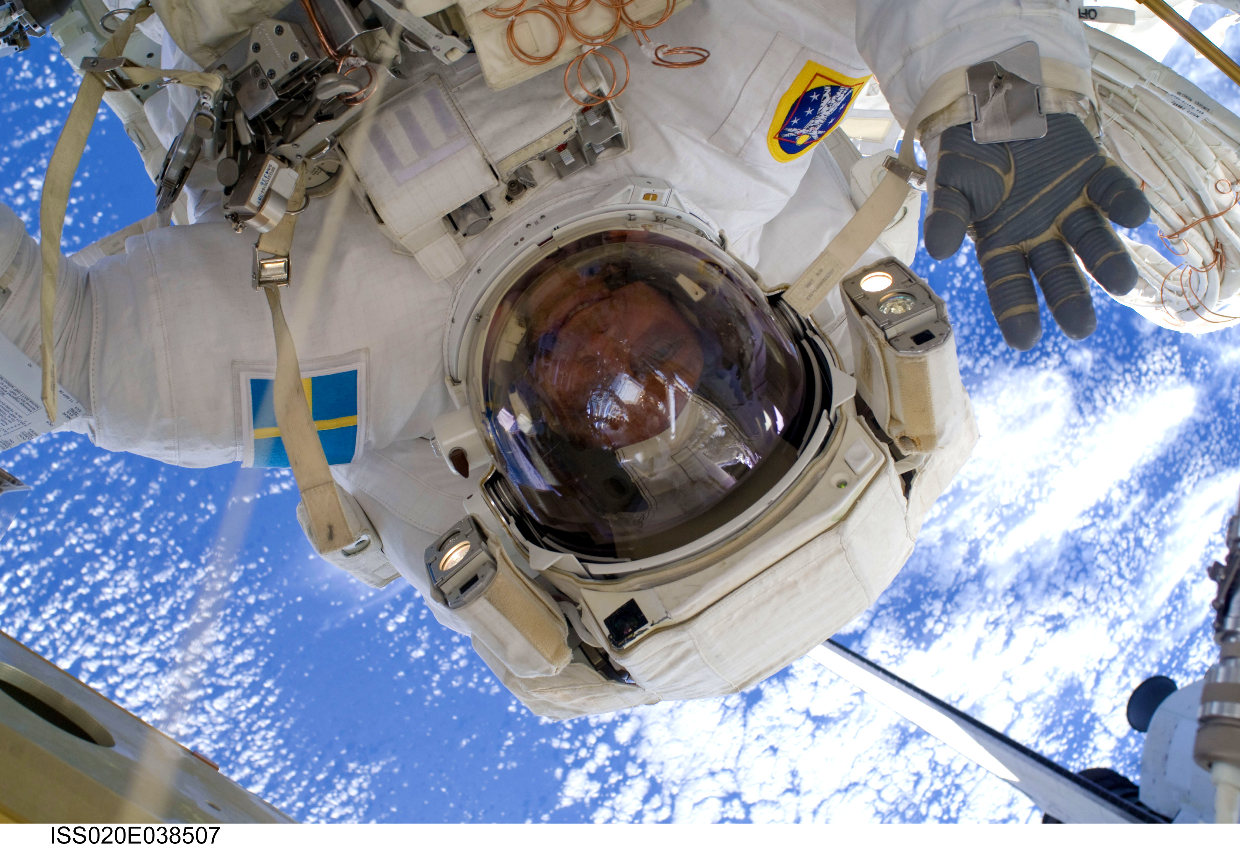 first esa astronaut in space - photo #25