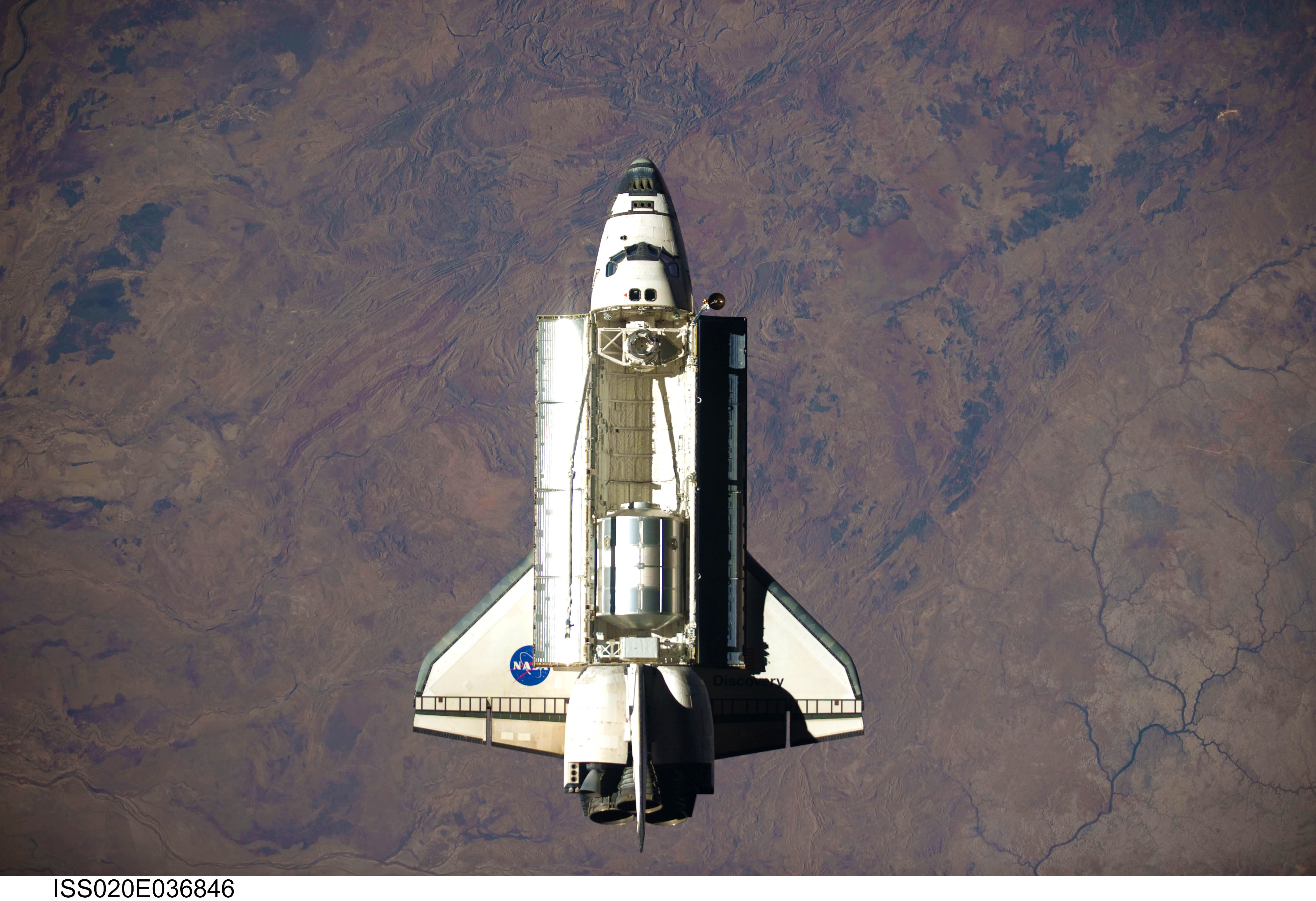 Space Shuttle Docking with ISS (page 2) - Pics about space