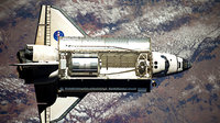 Discovery approaches ISS for docking