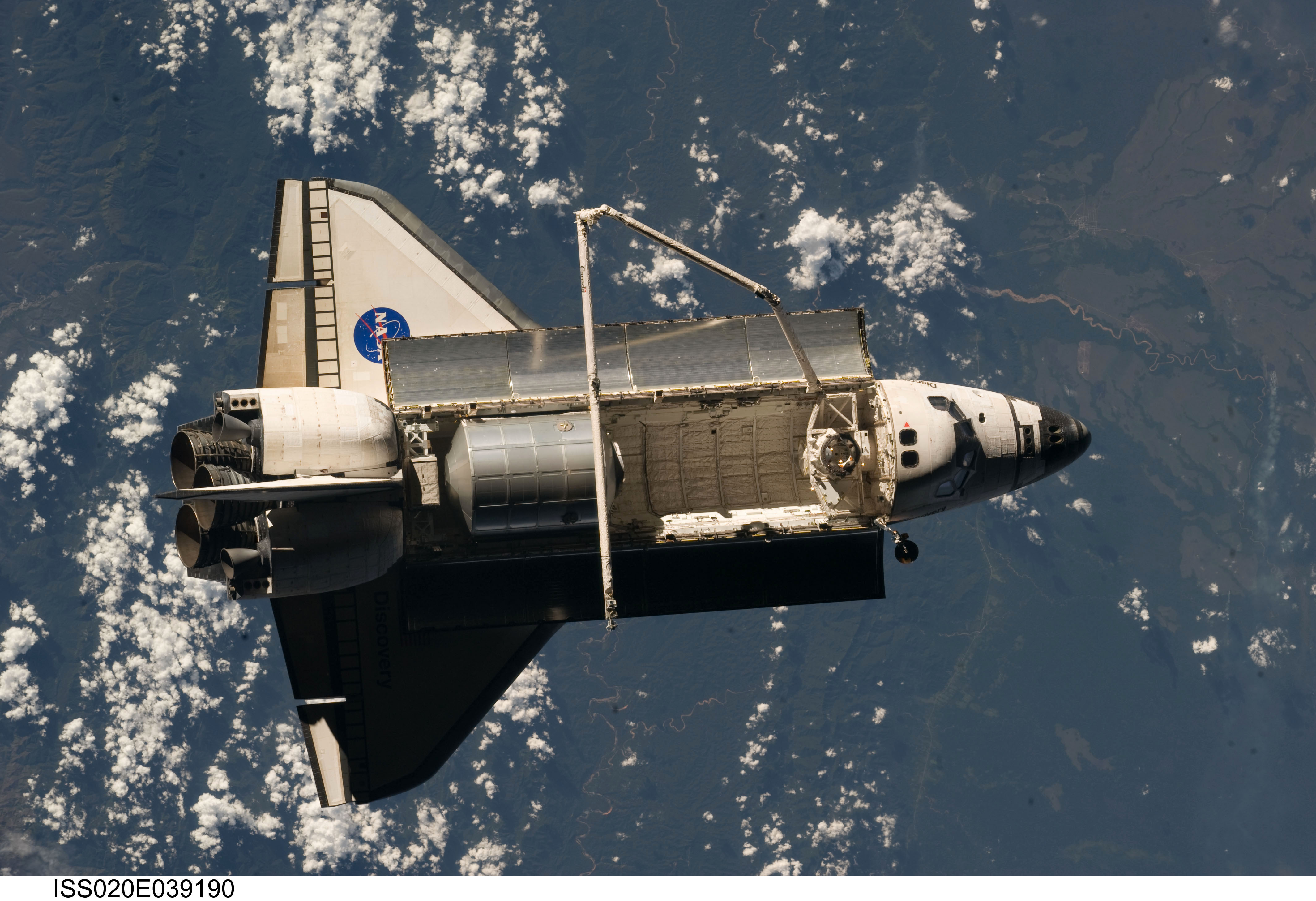 space shuttle discovery missions - photo #36