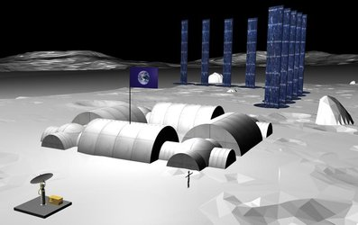 Team Blue's Lunar Outpost for Research, Exploration and Technology (LOReTTA)