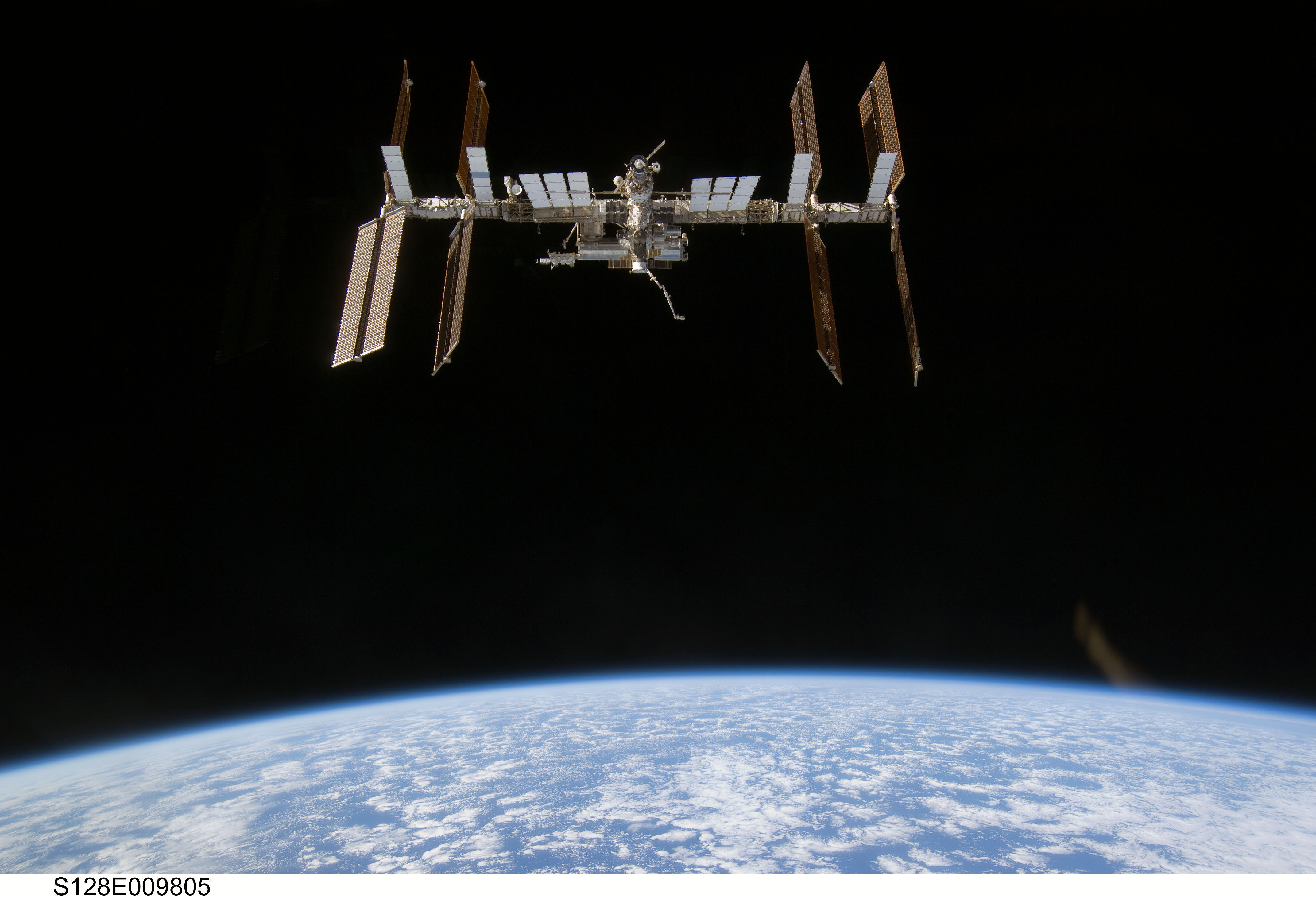 space station sightings - HD4288×2929
