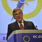 EGNOS press conference: Antonio Tajani