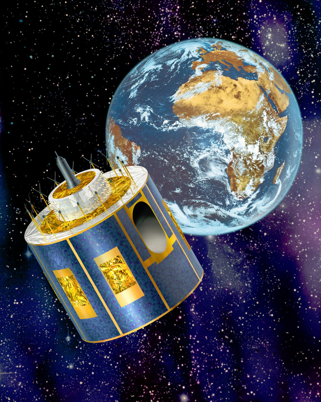 Meteosat Second Generation (MSG) / 10 / 2009 / Images / ESA