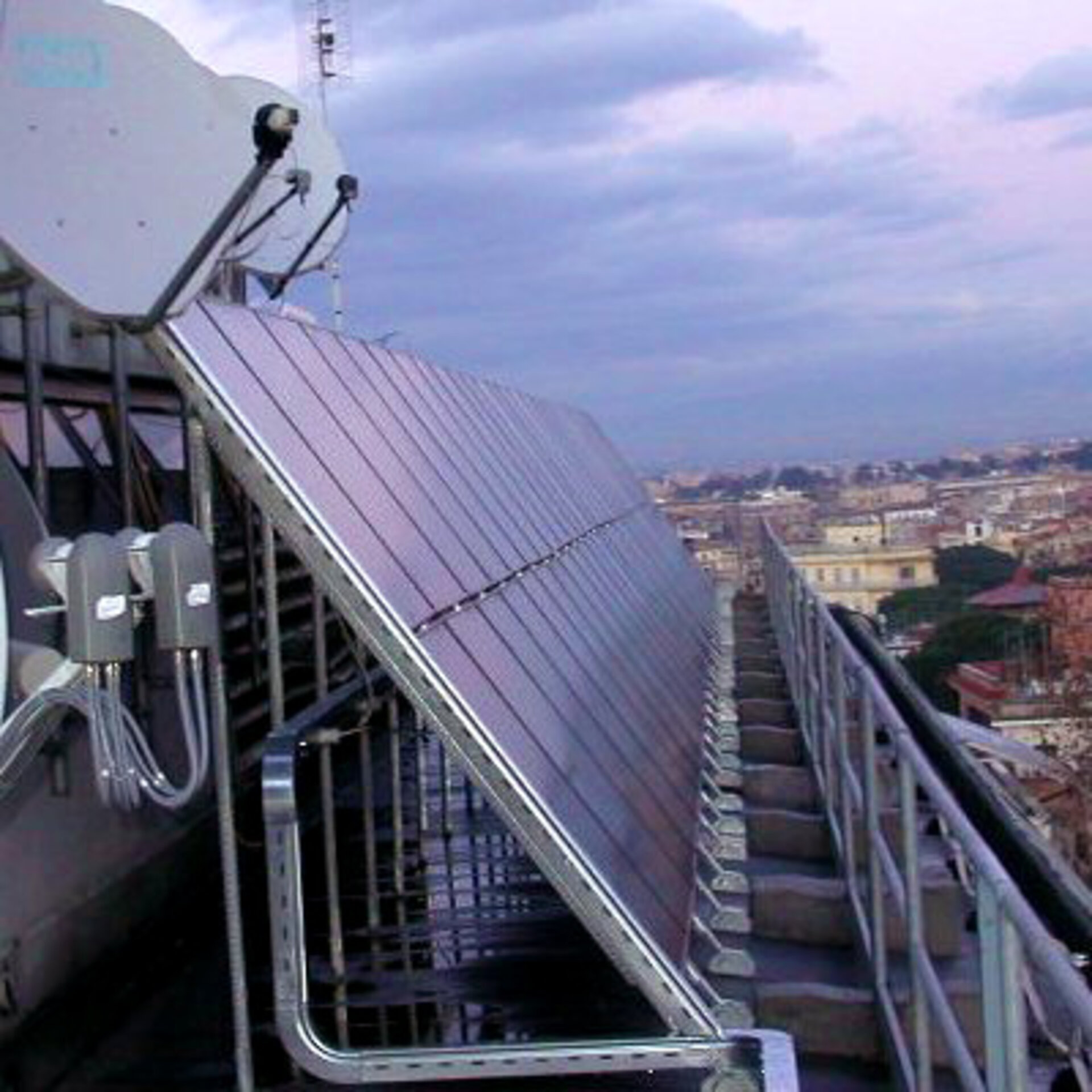 Satellite data to validate solar cell operation for Enel Green Power