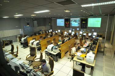 Satellite Operations and Control Centre - CNES