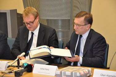 Estonia becomes fifth ESA European Cooperating State