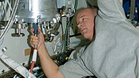 Jeffrey Williams works with the waste and hygiene compartment