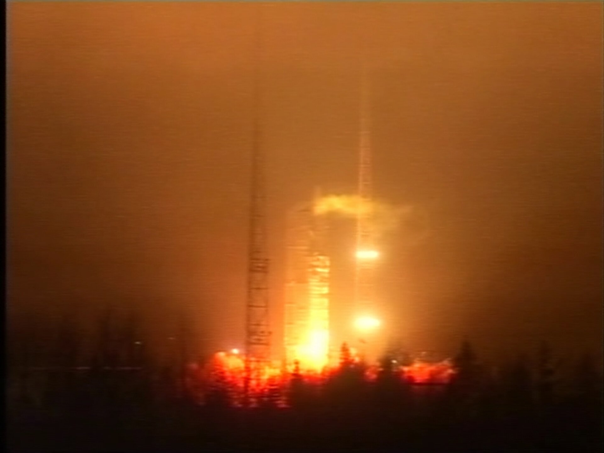 SMOS and Proba-2 liftoff