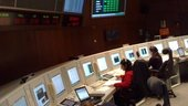 CryoSat-2 Flight Control Team members during simulation training