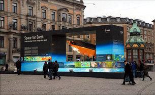 Space For Earth Outdoor Exhibition Copenhagen