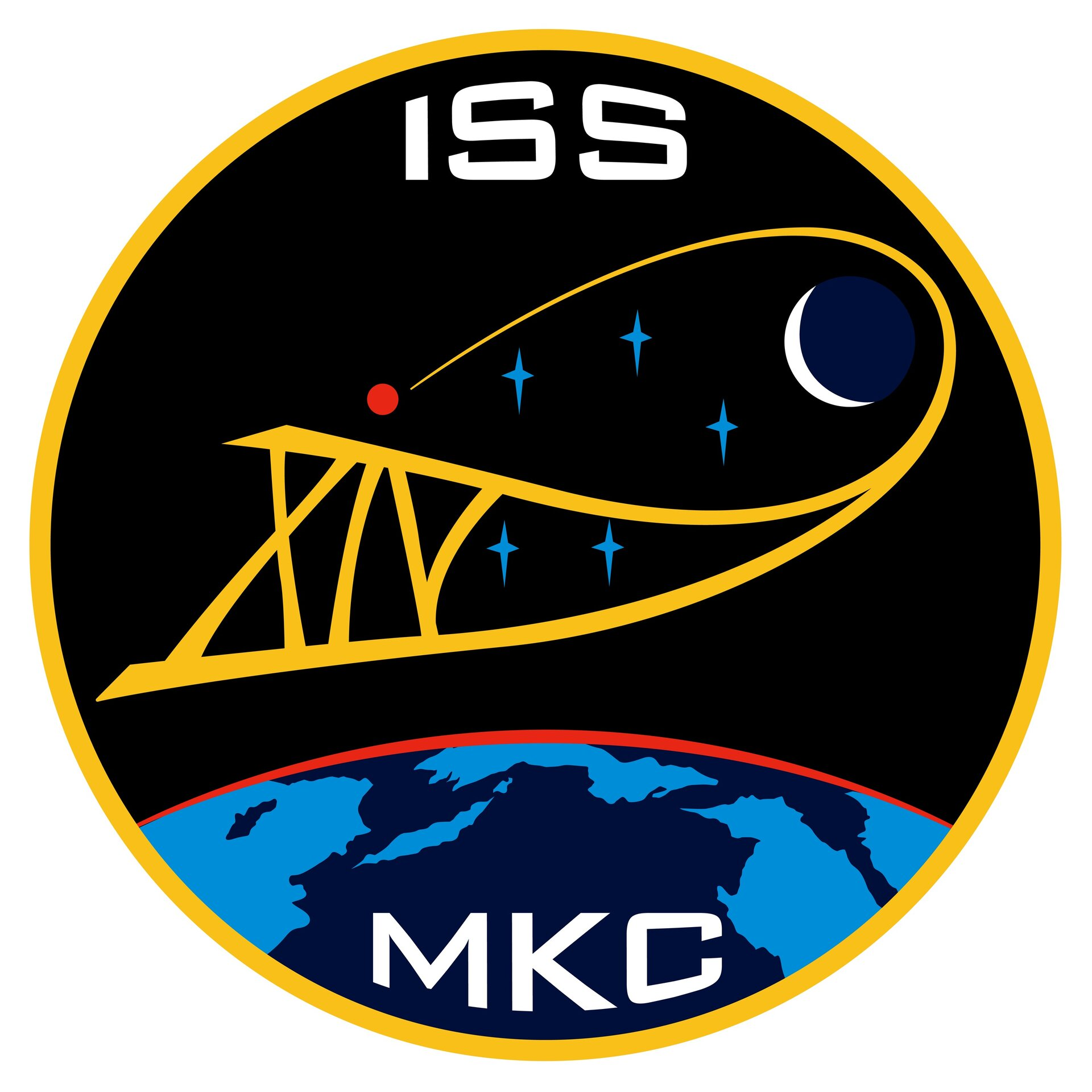 ISS Expedition 14 patch, 2006