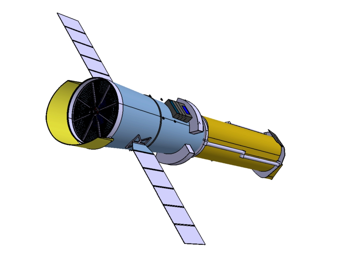 Spacecraft Design - Pics about space