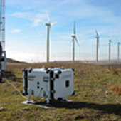 Measuring of wind conditions important for profitability