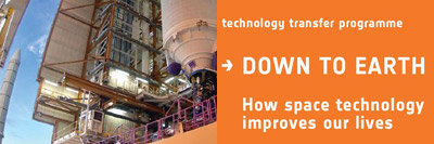 'Down to Earth: How Space Technology Improves Our Lives'