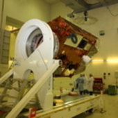 CryoSat-2 on the multipurpose trolley