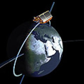 CryoSat's orbit