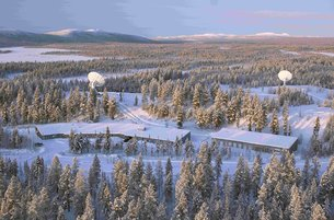 Kiruna Station Estrack Operations Our Activities Esa