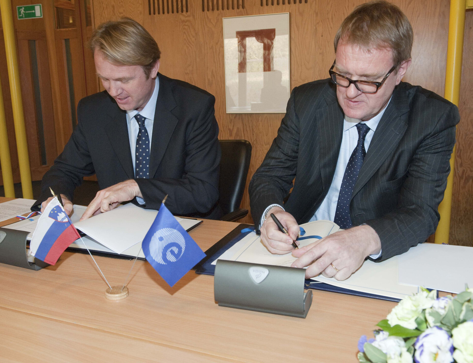 Slovenia becomes sixth ESA European Cooperating State