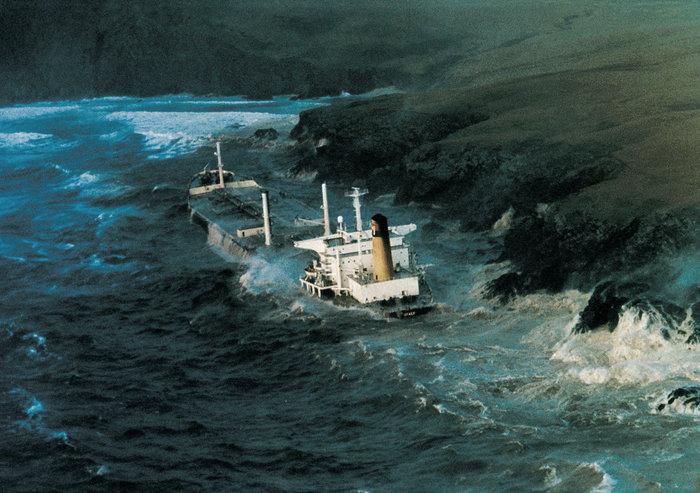ship wreck essay