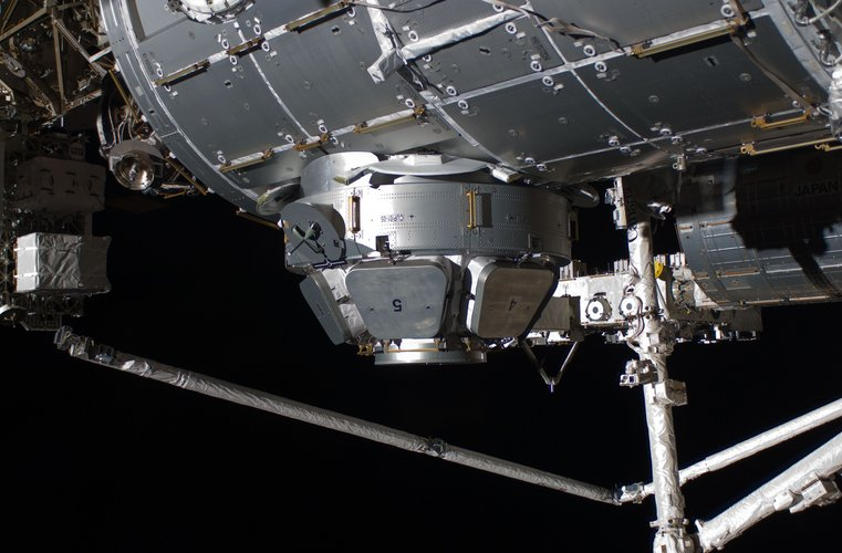 Node-3 and Cupola seen from outside the ISS