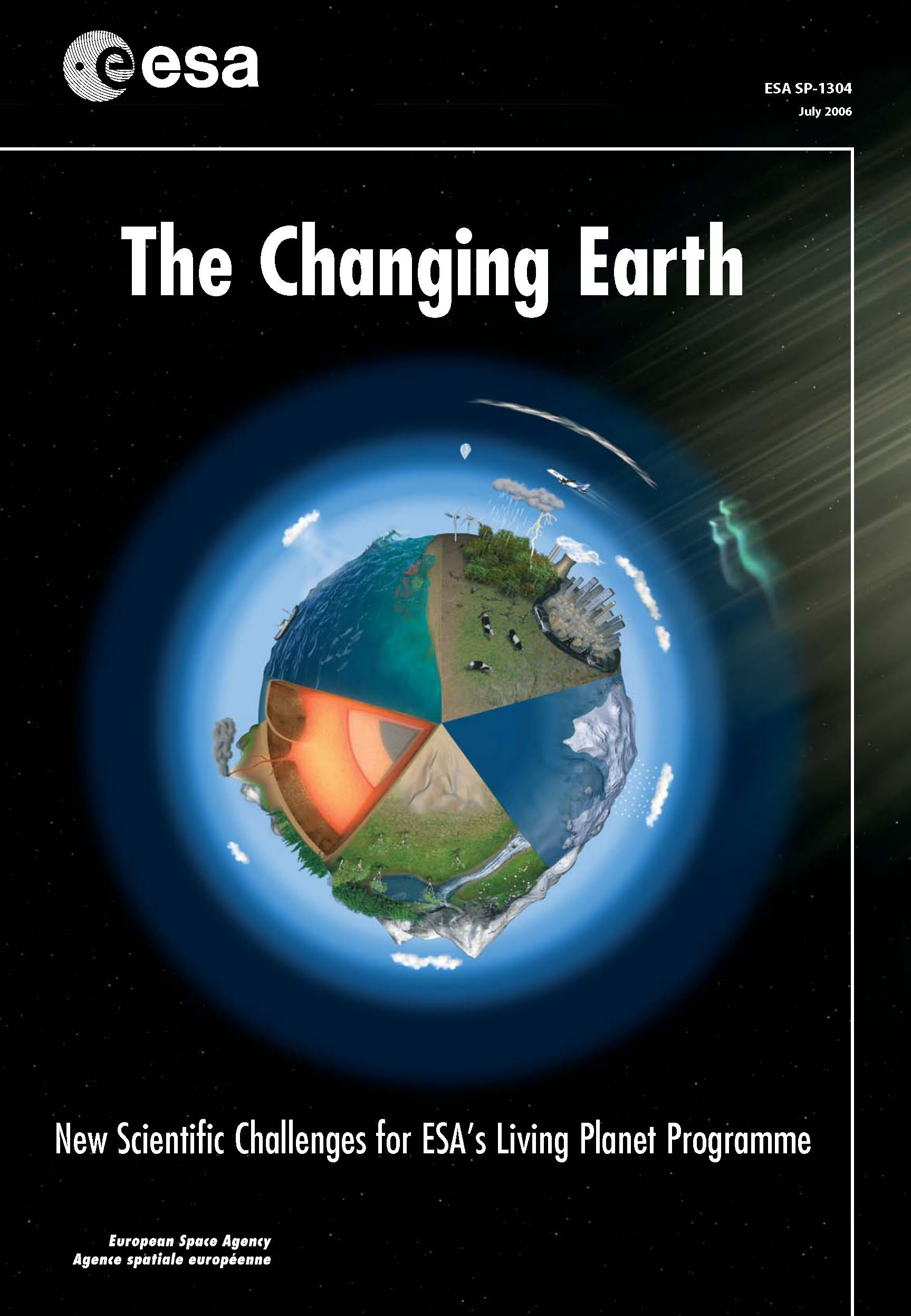 earth is changing How does the changing earth's surface affect society the changing earth's surface affects society through landslides, land.