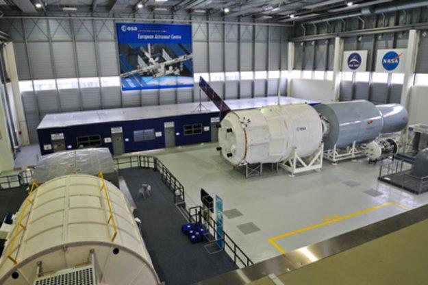 Das Astronautenzentrum