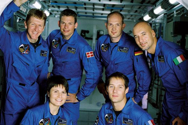 astronaut corps logo - photo #31