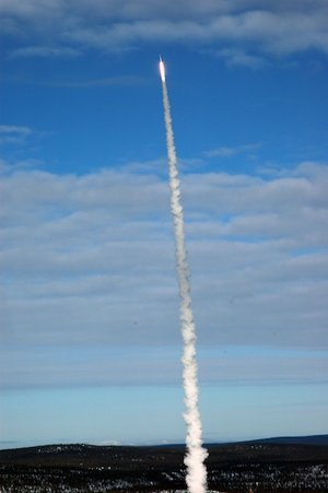Launch of Maxus-8