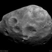 Mars Express HRSC views of Phobos 10 March 2010