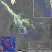 Okavango Delta flooding patterns