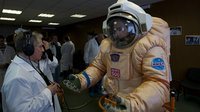 Testing a Martian version of the Orlan spacesuit