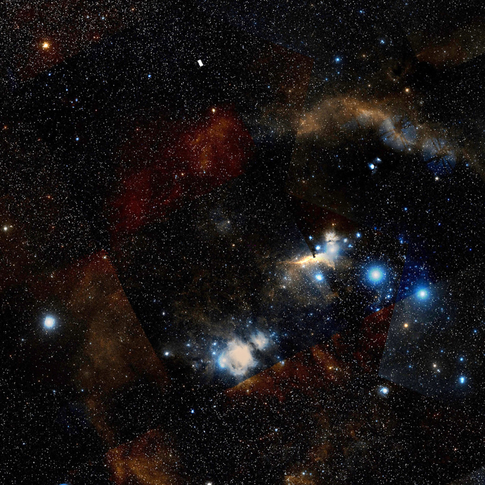 Molecular oxygen has been found in the Orion region