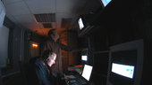 ESA's Optical Ground Station on Tenerife is used for asteroid surveying and space debris studies