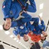 ESA's new astronauts flying high