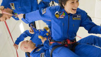 ESA's new astronauts testing a new dimension