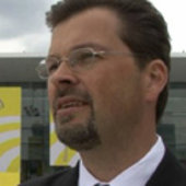 Frank M. Salzgeber, Head of ESA's Technology Transfer Programme