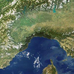 Liguria una veranda sul mare italy esa in your - Regioni italiane non bagnate dal mare ...